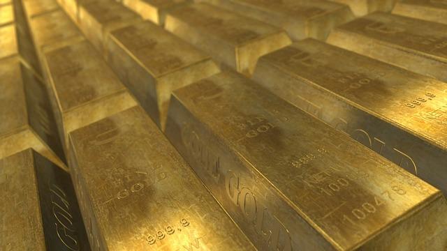 Quotazioni oro 2020